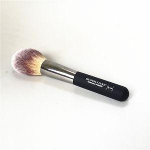 Heavenly Luxe Wand Ball Cepillo en polvo # 8 Angled Radiance Brush # 10 Tapered Soft Hair Face Brush - Brochas de maquillaje de belleza Blender