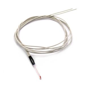 30 шт. NTC датчики температуры термистор 100 к ом 3950 3D части принтера температура часть белый 1 м линия аксессуары