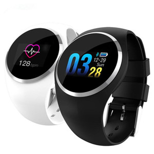 Q1 Smart Heart Watch Monitor Smart Wristband Fitness Tracker Blood Pressure Orologio da donna per bambini per iOS Android