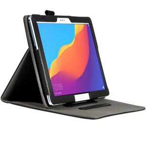 Capa de livro de negócios para Huawei Mediapad Tablet Honor 5 AGS2-W09HN 10,1 polegadas Tablet Sleeve Case com alça de mão
