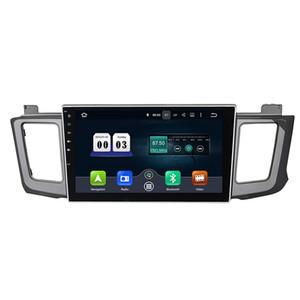 GPS를 가진 Toyota RAV4 2012-2015 10.1inch 4GB 렘 Octa 중핵 Andriod 8.0를위한 차 DVD 플레이어, Bluetooth