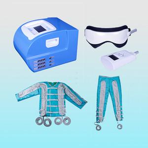 24 Luftdruck Pressotherapie Maschine weit incrared Pressotherapie Körper detox Körper wrps weit Infrarot ems Muskelstimulation