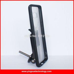 Fahrrad Stem Cap Mount Handyhalter Stand Fahrradhalterung mit ClipGrip Fall Sicherheit Gummibandschlüssel für iPhone XR, XS, XS-Max C18110801