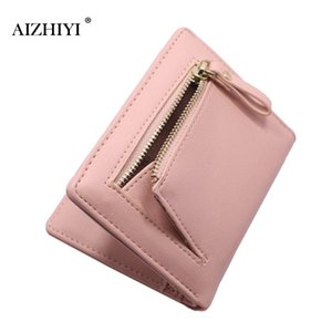 Women Wallet For Coin Card Cash Invoice Tassels Zipper&Hasp Fashion Lady Small Square Purse Short Solid Female Clutch Carteras