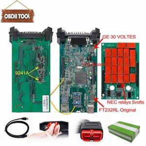 V3.0 PCB NEC Relays cdp tcs bluetooth 2015.R3 كجن أداة تشخيص نفس wow mvd Multidiag Auto Scanner لشاحنة سيارة