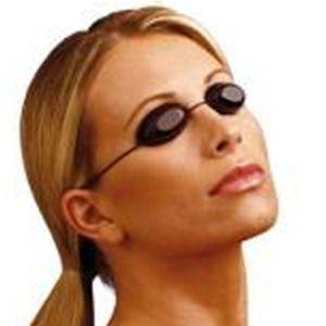 لينة الليزر واقية دباغة نظارات الأزياء الجمال أداة ipl واقية نظارات شاطئ الشمس النظارات 10pcs / lot