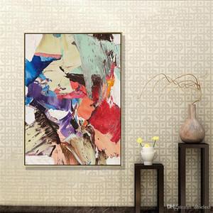 Abstrait Animaux Pop Art Peint À La Main HD Imprimer Art Peinture À L'huile Sur Haute Qualité Épais Toile Multi Tailles l16