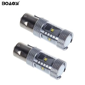 30W 1156 S25 P21W BA15S CREE Chip 6000K White LED Turn Signal Lights Backup BA15S Led Reverse Lamp 360 Degree Beam bulb