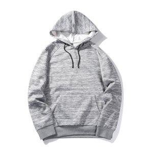 DAIKEN high quality springtime 2018 new Simple Male Fashion Hip Hop Sweatshirt Men Autumn Streetwear Cotton Hoodies