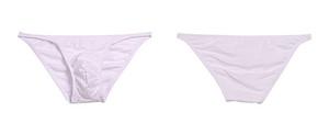 # 13004 roupa íntima masculina lingerie 2 pçs / lote algodão U bolsa cuecas calcinha cuecas calzoncillos hombre heren ondergoed