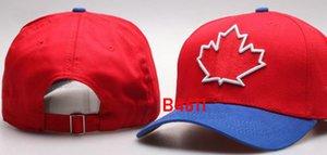 New Brand Blue Jays Cap Hip Hop cappello strapback uomo donna Berretti da baseball Snapback Solid Cotton Bone Cappello europeo moda americana