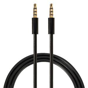 1M 3,5 мм между мужчинами стерео Audio Jack AUX кабель для Android телефона динамик белый