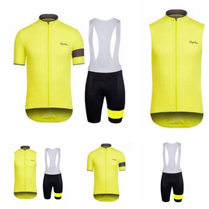 Cyclisme Jersey Rapha 2018 Manches Courtes Eté Cyclisme Chemises Vélo Vêtements Vélo Confortable Respirant Chaud New Rapha Jerseys 90731Y