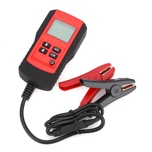 LONGFENG LF22 Digital 12V Car Battery Tester Automotive Battery Load Tester and Analyzer Of Battery Life Percentage,Voltage, checker