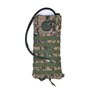 3L Outdoor Sac à eau tactique Hydratation Vessie Sac à dos Camping Bouteille Poche Sac à dos hydratation Sport militaire sac à dos
