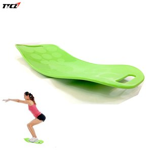 Abs Legs Core Workout Board with A Twist Fitness Board, Home Exercise Equipment Legs Fitness Board