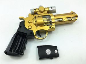 LNL 장난감 총 권총 의상 장난감 소총 총 장난감 일하는 슬라이드 골드