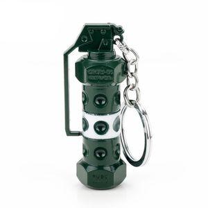 مجوهرات PUBG الحلي قنابل معدنية مفتاح سلسلة للرجال مفتاح الطوق قلادة الاطفال لعبة المجوهرات chaveiro