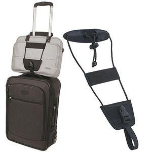 Corde portatili Aggiungi una tracolla Borsa da viaggio Valigia regolabile Cintura Borsa da viaggio Bungee Straps Home Supplies