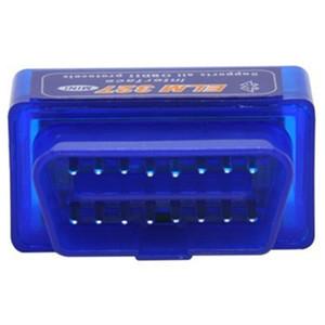 2019 V2.1 Super MINI ELM327 Bluetooth ELM 327 Dernière version 2.1 OBD2 / OBDII pour le scanner de code de voiture de couple avec un an de garantie