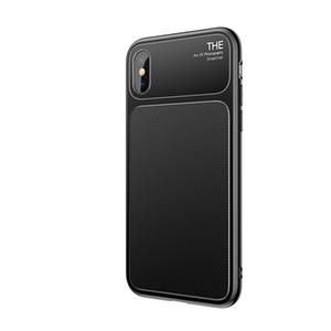 Baseus для iPhone X Case защитник рыцарь Case ТПУ ударопрочный жесткий прочный резиновый чехол для телефона iPhone X