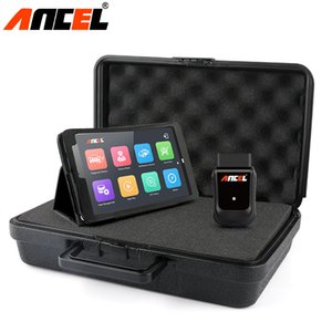 OBD OBD2 EOBD Scanner Automotivo X5 WI-FI Win10 Tablet Auto Ferramenta de Diagnóstico Do Carro Airbag ABS DPF Reset Diagnóstico Completo Do Sistema