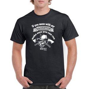 Si te metes con la camiseta de mi hombre Daugther, asegúrate de que tu camiseta sea 100% de algodón