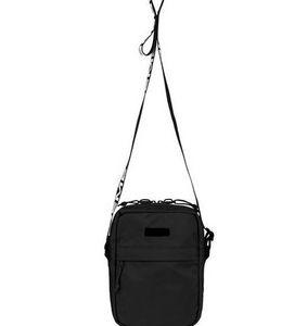 Sup 44th Pack Chest Pack sup Unisex Fanny Pack Moda Marsupio Uomo Canvas Hip-Hop Belt Bag Uomo Messenger Borse 18ss Piccola spalla