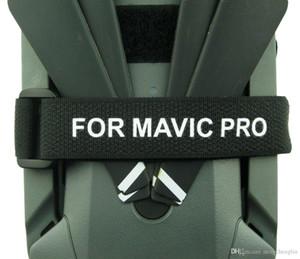 2pcs Fan hélice de fixation du stabilisateur magique Paddle Sangle pliant Stick PRO DJI MAVIC expédition gratuite