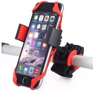 Yeni Evrensel Bisiklet Cep Telefonu Sahipleri Standları Akıllı Telefon Paylaşılan Moto Bisiklet Bycicle Gidon Dağı Uzatılabilir Tutucu Kılıf