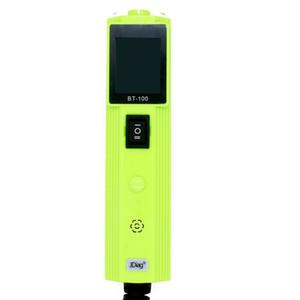 JDiag BT100 البطارية تستر عرض LCD BT-100 أداة تشخيص نظام الدائرة الكهربائية اختبار للسيارات والشاحنات