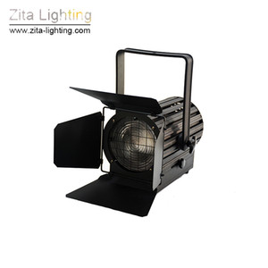 Zita Lighting LED Scheinwerfer 200W COB Par Cans Bando Bühnenbeleuchtung Ausstellungswaschanlage Scheinwerfer DJ Disco Theatre Fixture Atmosphere Effect