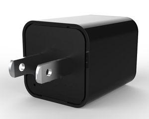 1080 P HD USB Fiş kamera S2 S3 ABD / AB şarj kablosuz wifi kamera AC adaptörü soket wifi gözetleme kamera ile perakende kutusu