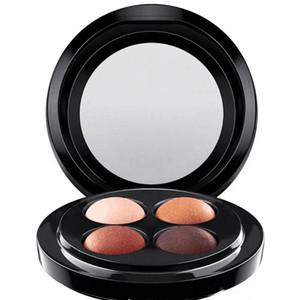 Palette d'ombre à paupières Jade Jagge de marque chaude 4colors Mat Shimmer 6style pour choisir une palette de fard à paupières de haute qualité