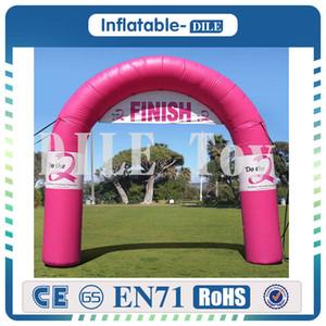 6m * 3m inflatble Ziellinie / aufblasbares Rennen arch / aufblasbarer Start Bogen, aufblasbare Bogen Werbung aufblasbare Torbogen zum Verkauf