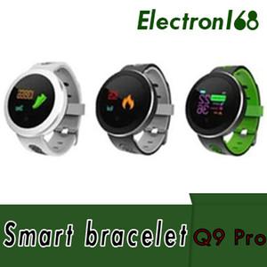 Q8 Pro IP68 Wasserdicht Unisex Fitness Tracker Smart Uhr Armband Sport Herzfrequenz Smartwatch Monitor Für IOS Android
