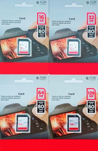2018 년 새로운 스타일의 핫 판매 64GB 128GB Ultra Class 10 C10 UHS-I 48MB / s 메모리 카드 (블리스 터 패키지, 무료 DHL 배송 포함)