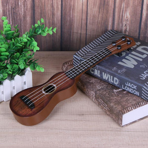 Simulation Children's Guitar Mini Ukulele Toy Musical Toy Child Pretend Play Game Interest Development Musical Instruments Toy