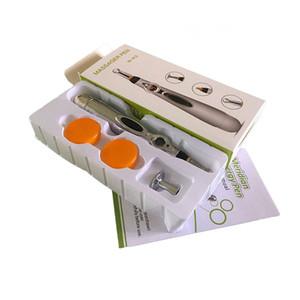 Elektronik Akupunktur Kalem Ağrı Kesici Tedavi Kalem Güvenli Meridian Energy Masaj Vücut Baş Boyun Bacak Sağlığı Massageadores Ücretsiz DHL Heal