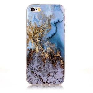 Fall für Iphone 11 XR XS MAX X 8 7 6 Marble weichen TPU IMD Blume Fels Granit Hybrid Stein Fels Gel Natürlichen Silikon Cover Cover