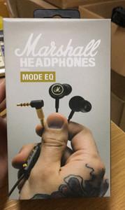 حار بيع مارشال MODE EQ سماعات الرأس مع مايكروفون ديب باس DJ المهنية سماعة DJ مراقب سماعة دعم التجزئة