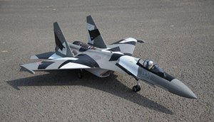 Freewing Su35 SU-35 트윈 70mm의 EDF RC 제트 비행기 모델 키트 개폐식 비행기 / 비행기 / RC 모델 취미 원격 제어