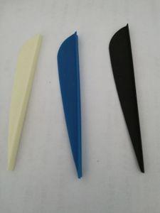 fishing hunting arrow vane soft tpu feather