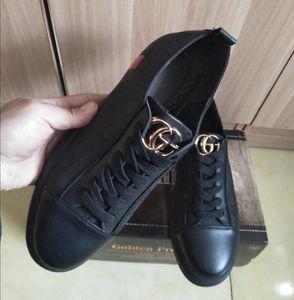 Yumuşak Deri erkek eğlence elbise ayakkabı parçası hediye doug ayakkabı Metal Toka Slip-on Ünlü marka adam tembel falts Loafer'lar Zapatos Hombre 36-47 G1.8