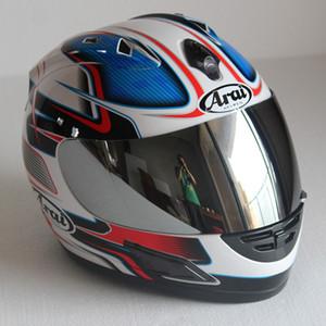 Capacete Arai Rx7-top do japão rr5 pedro capacete de corrida de motocicleta capacete de cara cheia da motocicleta, capacete, moto