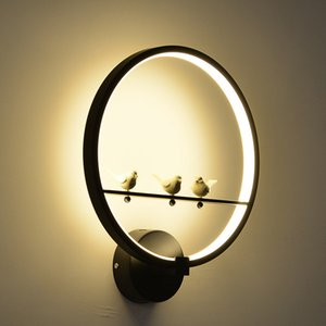 Moderne Wandleuchten art angel Nordic creative für wohnzimmer schlafzimmer nachttischlampe beleuchtung halterung High-power led lustre Home Dero-RNB25