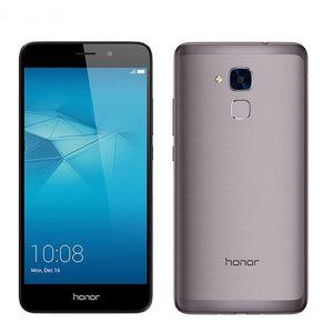 "Original huawei honor 5c jogar 4g lte celular kirin 650 octa núcleo 2 gb ram 16 gb rom android 5.2 ""13.0mp impressão digital id telefone móvel inteligente"