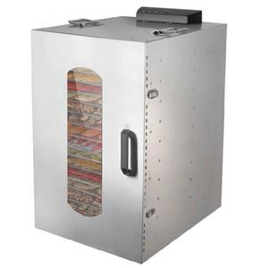 Qihang_top 20 trays Профессиональное оборудование для сушки фруктов / Коммерческая электрическая машина для сушки овощей и фруктов