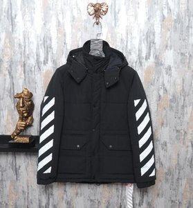 2019 erkek için en iyi sonbahar tasarımcı lüks giyim siyah Beyaz mektuplar patchwork mektup spiritismo elmas ceket giyim Giyim ceket