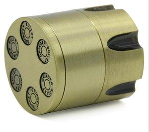 Una nueva trituradora de cigarrillos con revólver de 30 mm de aleación de zinc de tres capas